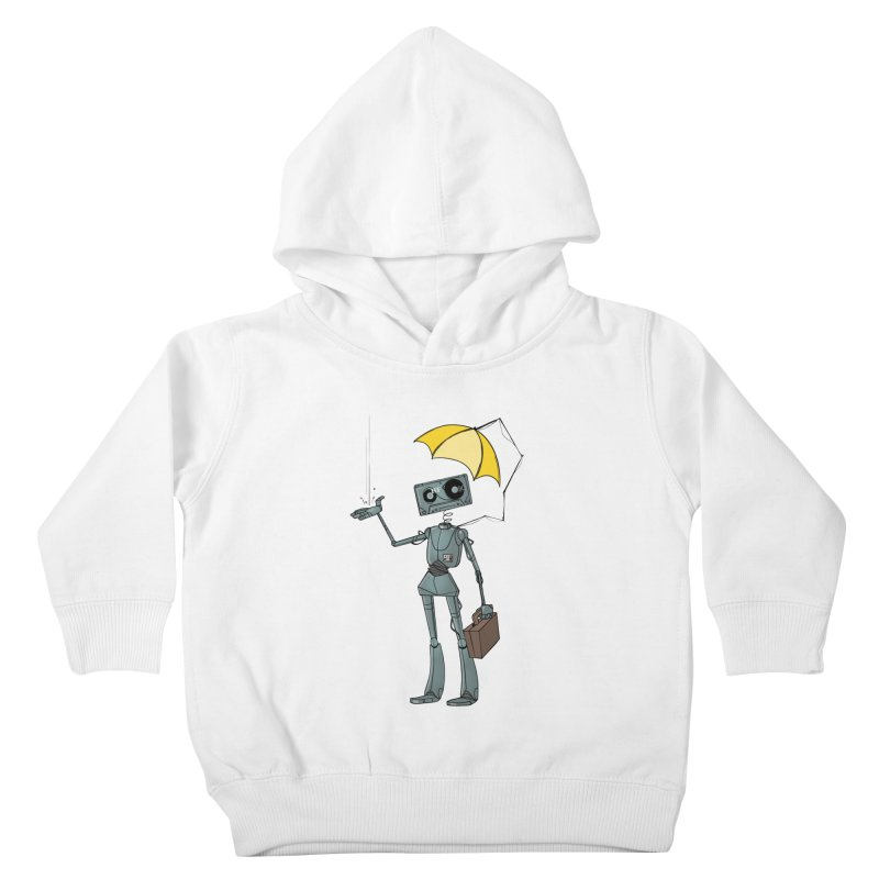 Mr. Mixtape by K Lynn Smith Kids Toddler Pullover Hoody by Devil's Due Entertainment Depot