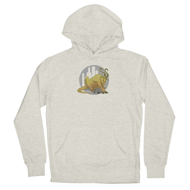 Vroom vroom! by K Lynn Smith Women's French Terry Pullover Hoody by Devil's Due Comics