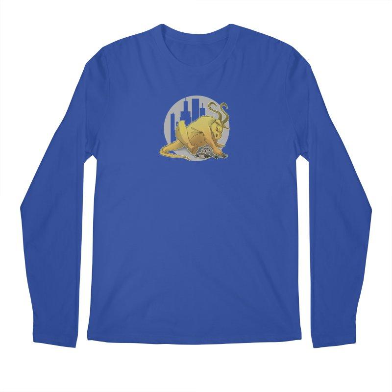 Vroom vroom! by K Lynn Smith Men's Longsleeve T-Shirt by Devil's Due Entertainment Depot