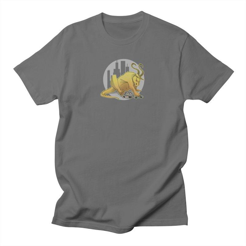 Vroom vroom! by K Lynn Smith Men's T-Shirt by Devil's Due Comics