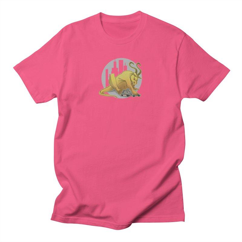Vroom vroom! by K Lynn Smith Men's T-Shirt by Devil's Due Entertainment Depot