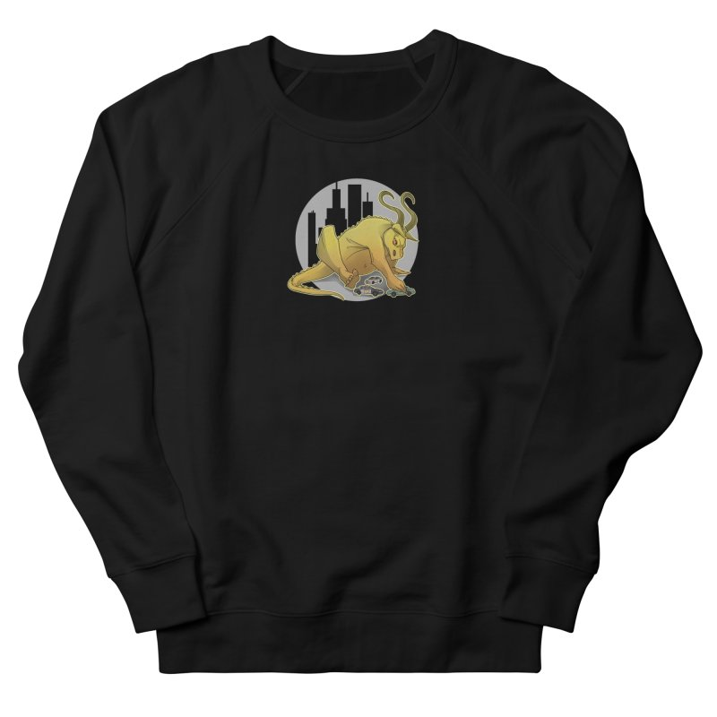 Vroom vroom! by K Lynn Smith Women's French Terry Sweatshirt by Devil's Due Comics