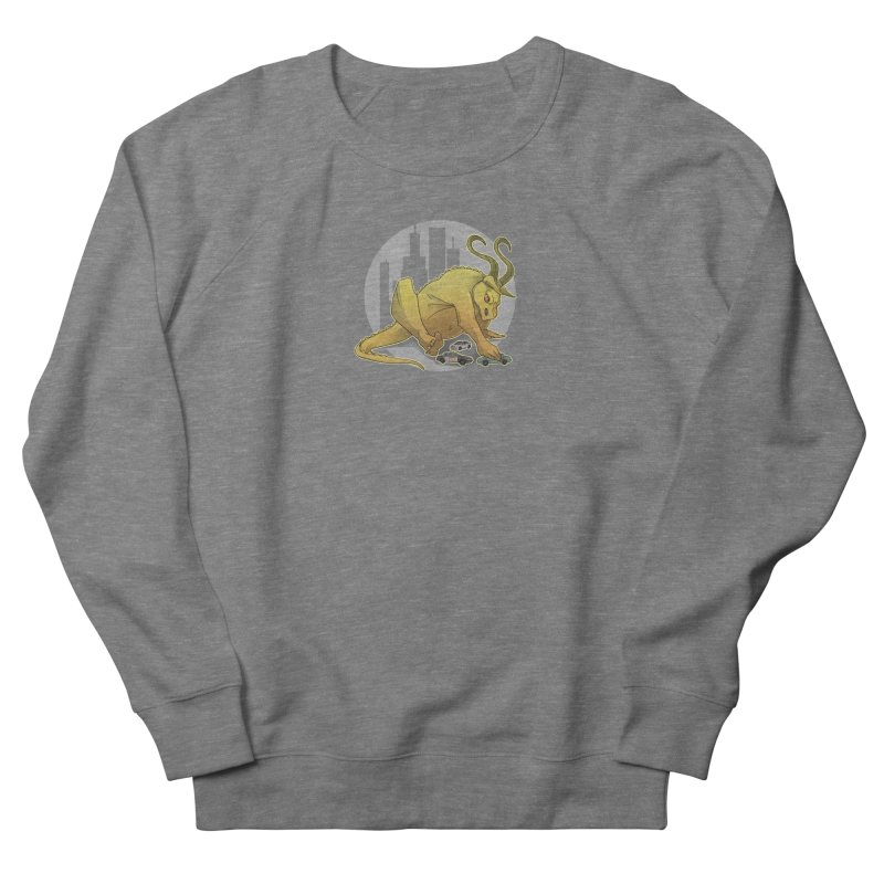 Vroom vroom! by K Lynn Smith Men's Sweatshirt by Devil's Due Comics