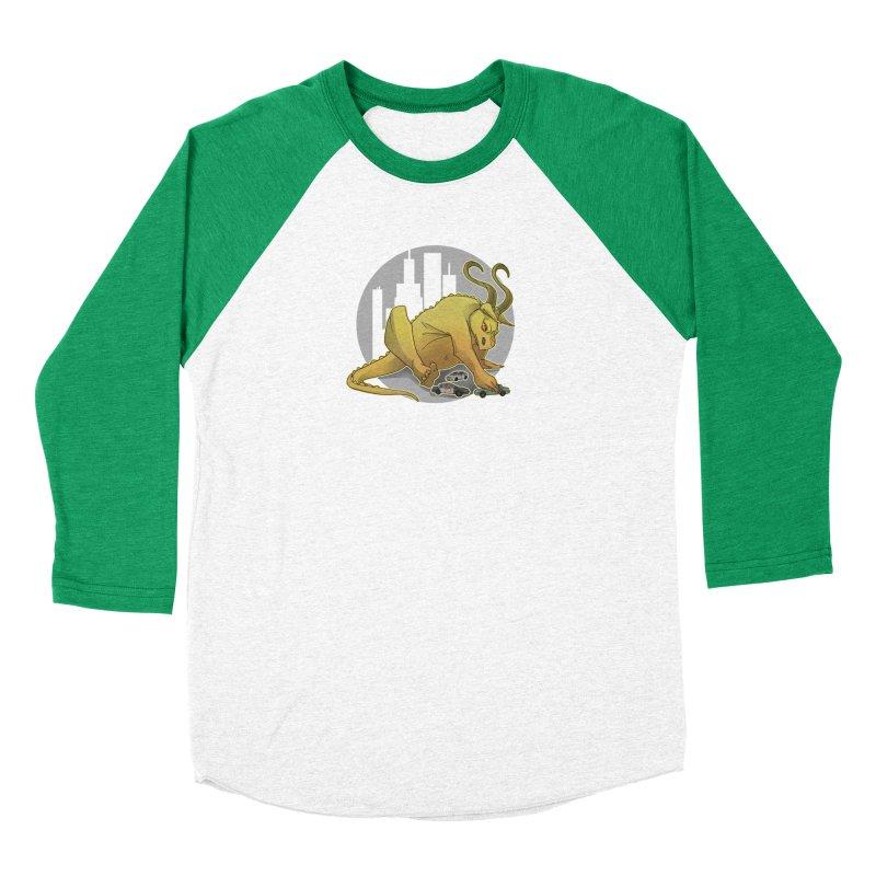 Vroom vroom! by K Lynn Smith Women's Baseball Triblend Longsleeve T-Shirt by Devil's Due Entertainment Depot