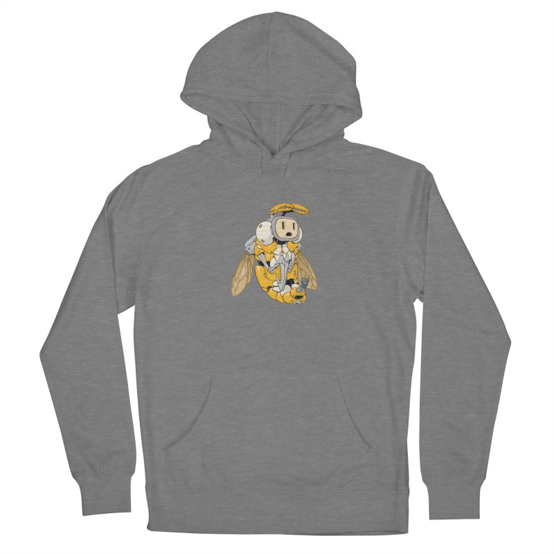Buzz! by Tim Seeley Women's Pullover Hoody by Devil's Due Comics
