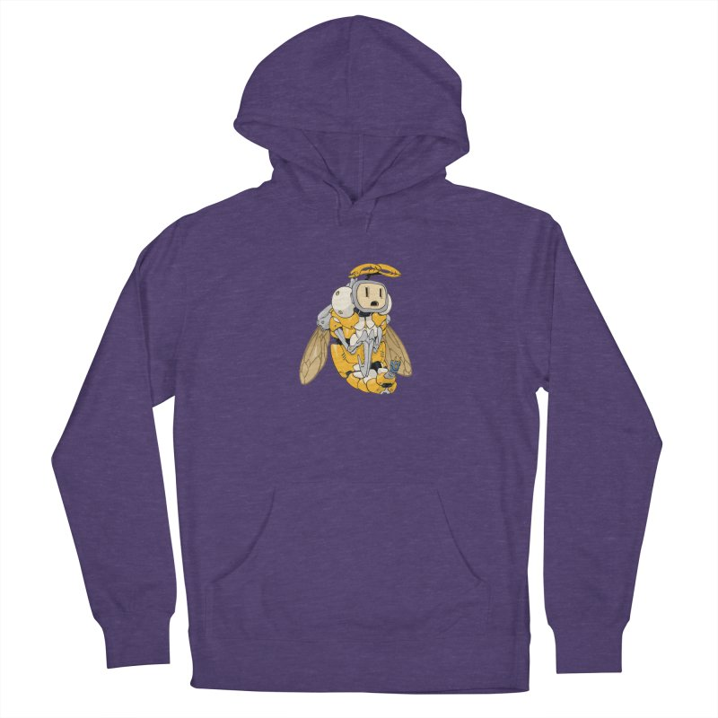 Buzz! by Tim Seeley Men's Pullover Hoody by Devil's Due Comics