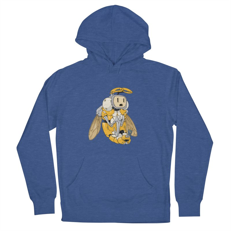 Buzz! by Tim Seeley Women's Pullover Hoody by Devil's Due Entertainment Depot