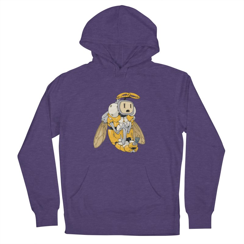 Buzz! by Tim Seeley Women's French Terry Pullover Hoody by Devil's Due Entertainment Depot