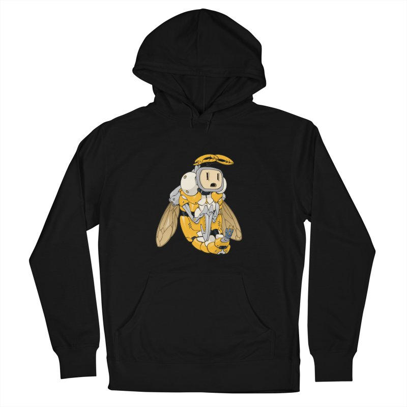 Buzz! by Tim Seeley Men's French Terry Pullover Hoody by Devil's Due Comics