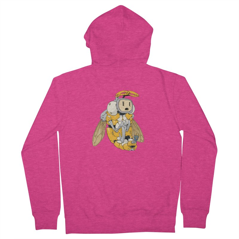 Buzz! by Tim Seeley Women's Zip-Up Hoody by Devil's Due Comics