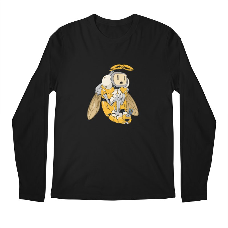Buzz! by Tim Seeley Men's Longsleeve T-Shirt by Devil's Due Entertainment Depot