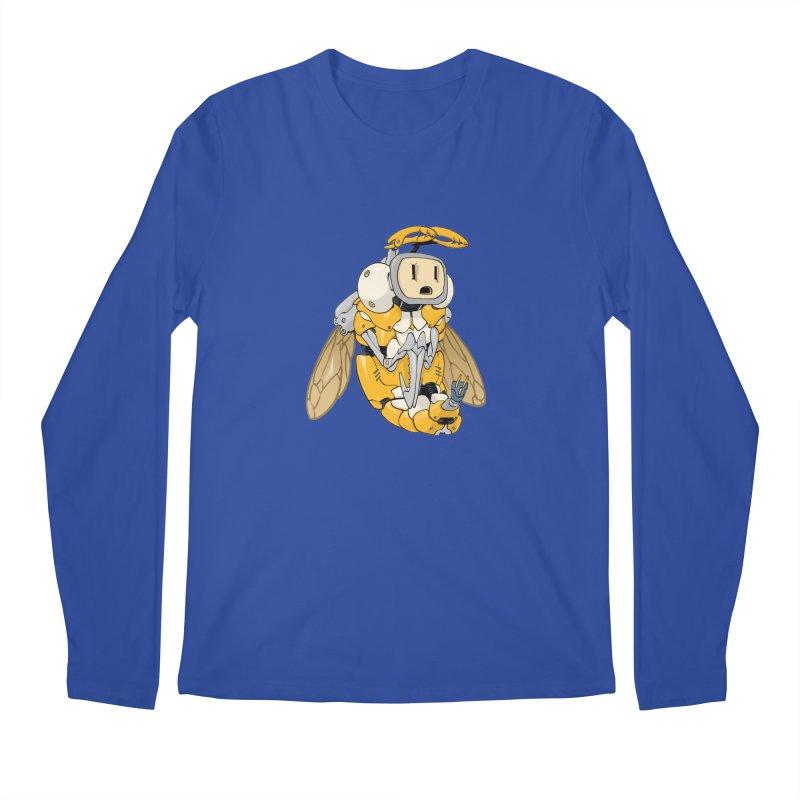 Buzz! by Tim Seeley Men's Longsleeve T-Shirt by Devil's Due Comics