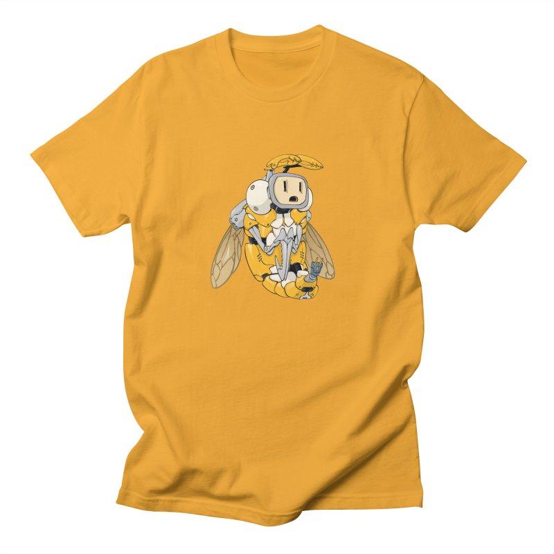 Buzz! by Tim Seeley Men's T-Shirt by Devil's Due Comics