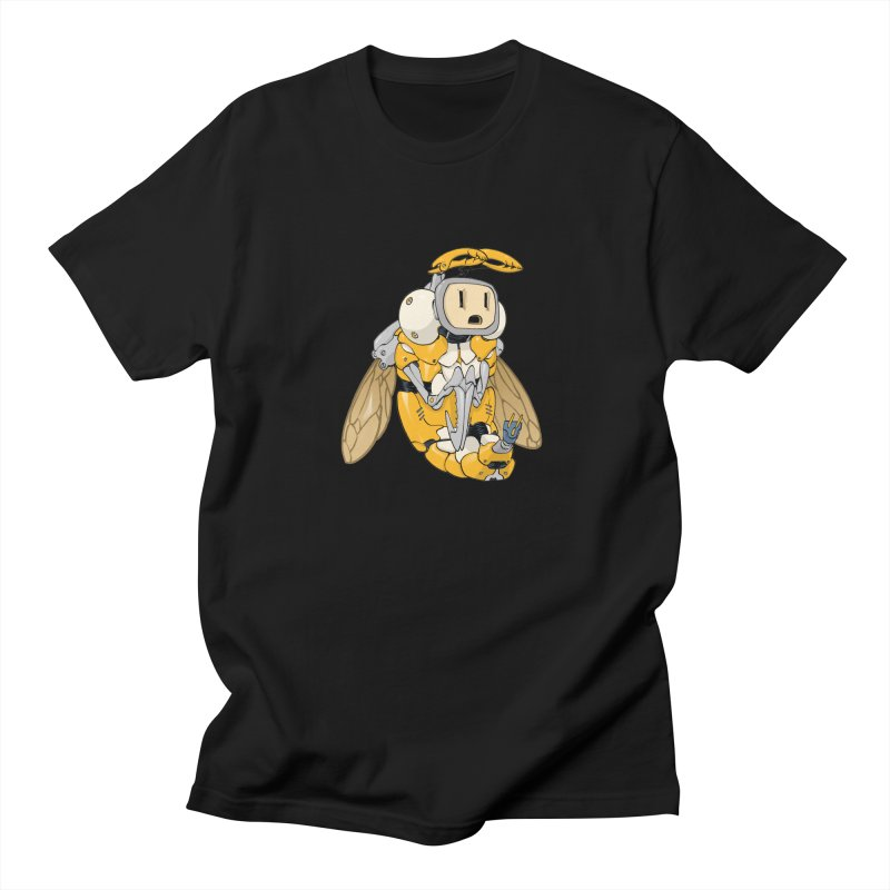 Buzz! by Tim Seeley Men's Regular T-Shirt by Devil's Due Entertainment Depot