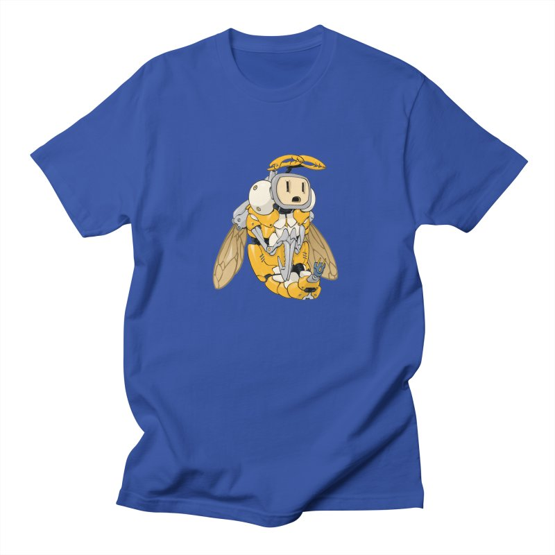 Buzz! by Tim Seeley Women's Unisex T-Shirt by Devil's Due Entertainment Depot