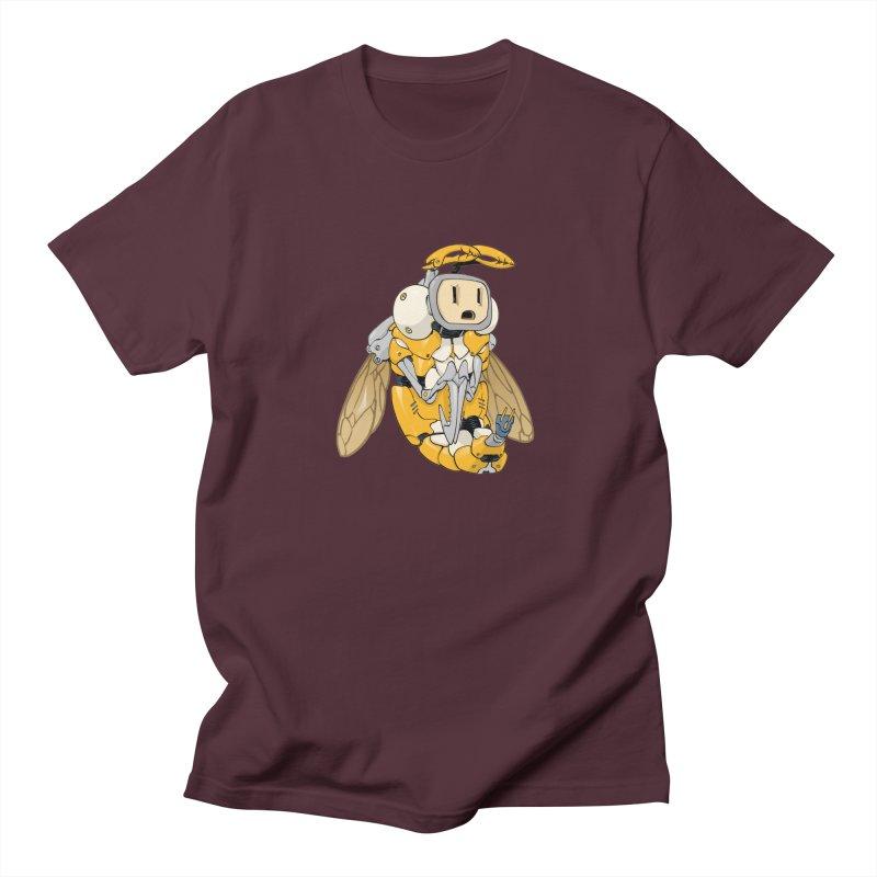 Buzz! by Tim Seeley Men's T-Shirt by Devil's Due Entertainment Depot