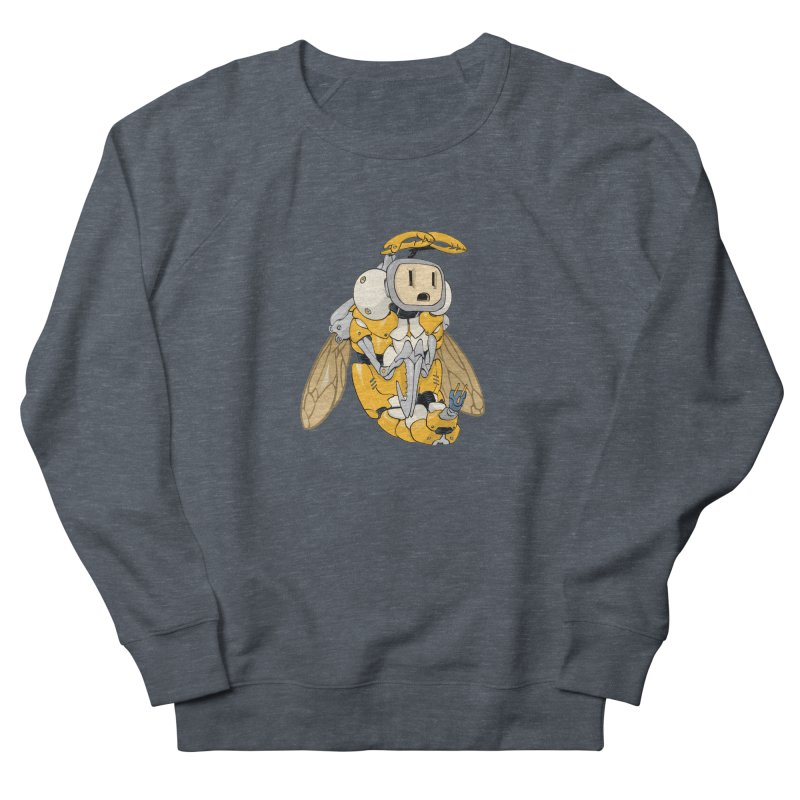 Buzz! by Tim Seeley Women's French Terry Sweatshirt by Devil's Due Comics