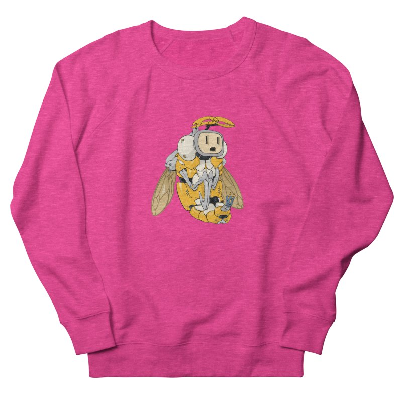 Buzz! by Tim Seeley Women's Sweatshirt by Devil's Due Entertainment Depot