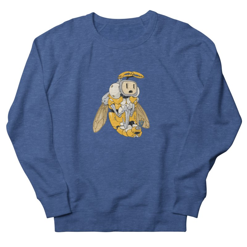 Buzz! by Tim Seeley Men's French Terry Sweatshirt by Devil's Due Entertainment Depot
