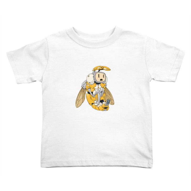Buzz! by Tim Seeley Kids Toddler T-Shirt by Devil's Due Entertainment Depot