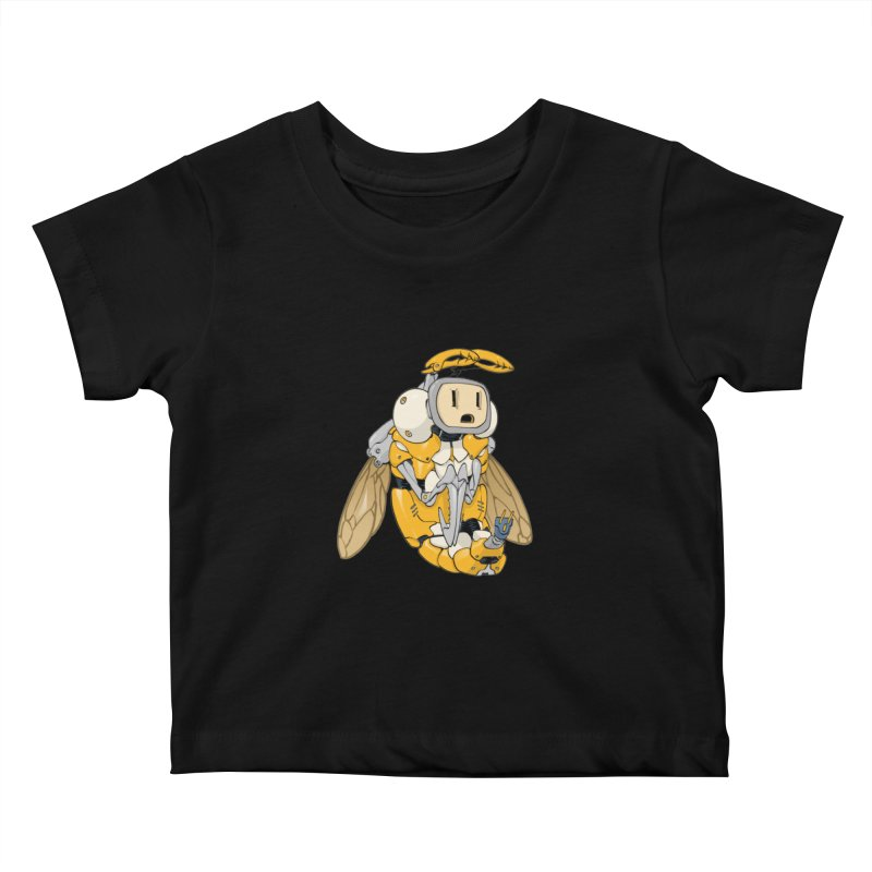 Buzz! by Tim Seeley Kids Baby T-Shirt by Devil's Due Entertainment Depot