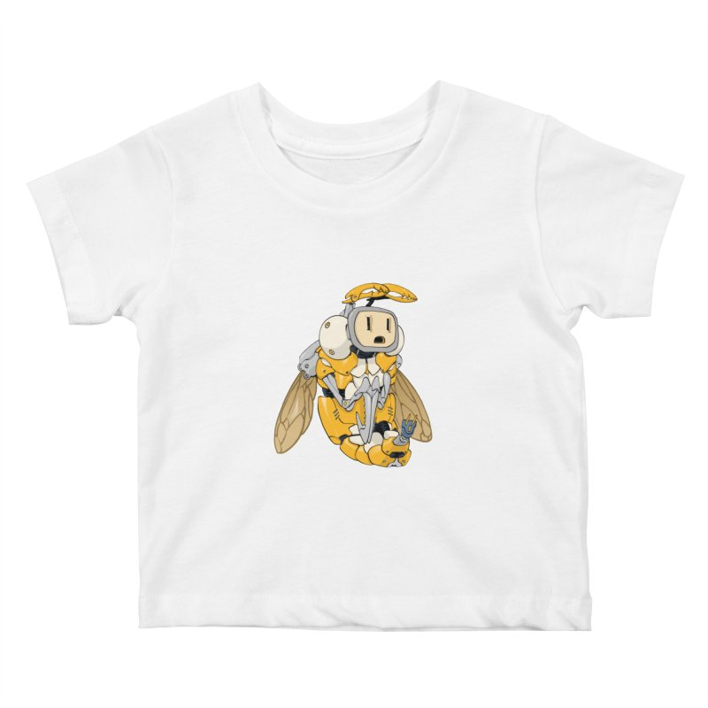 Buzz! by Tim Seeley Kids Baby T-Shirt by Devil's Due Comics