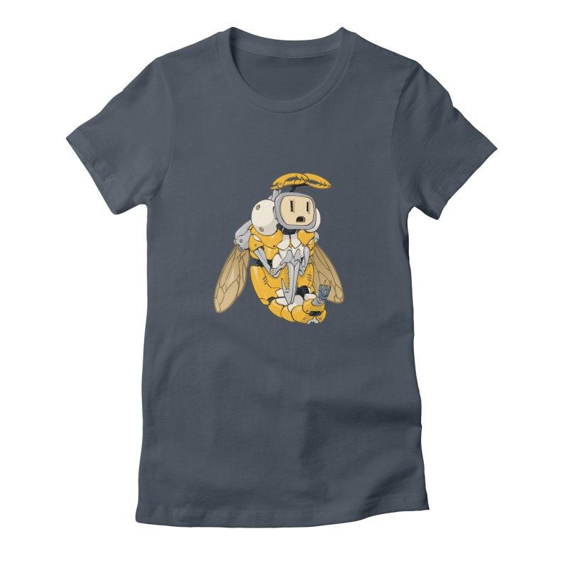 Buzz! by Tim Seeley Women's T-Shirt by Devil's Due Comics