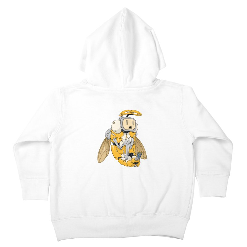 Buzz! by Tim Seeley Kids Toddler Zip-Up Hoody by Devil's Due Entertainment Depot