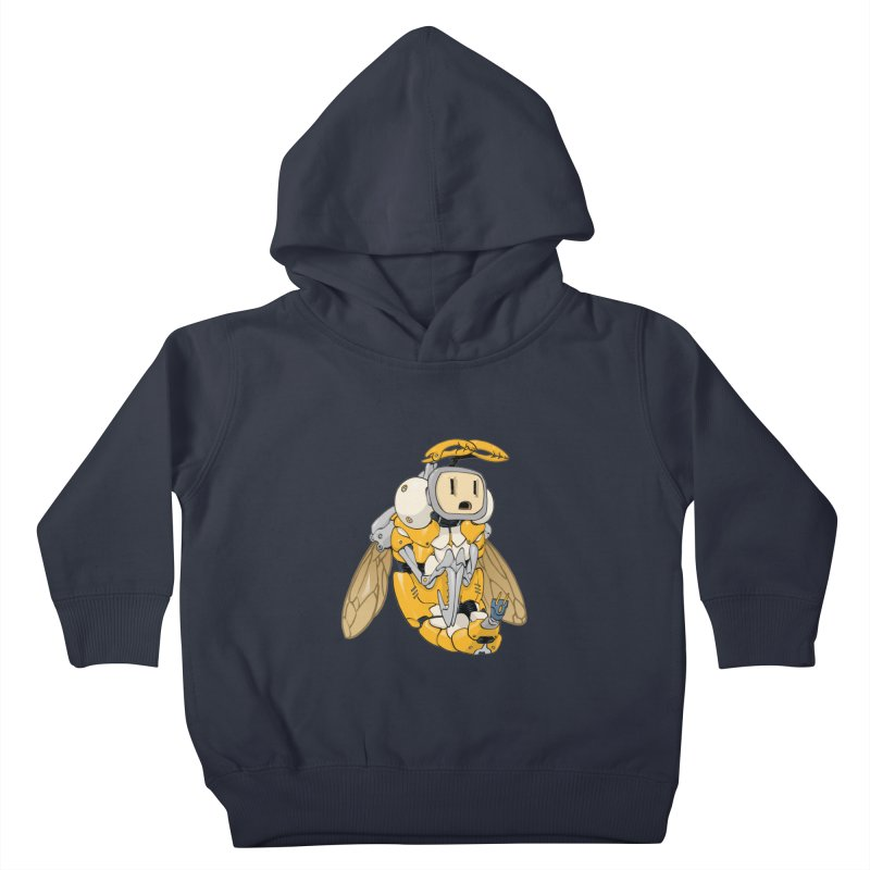 Buzz! by Tim Seeley Kids Toddler Pullover Hoody by Devil's Due Entertainment Depot
