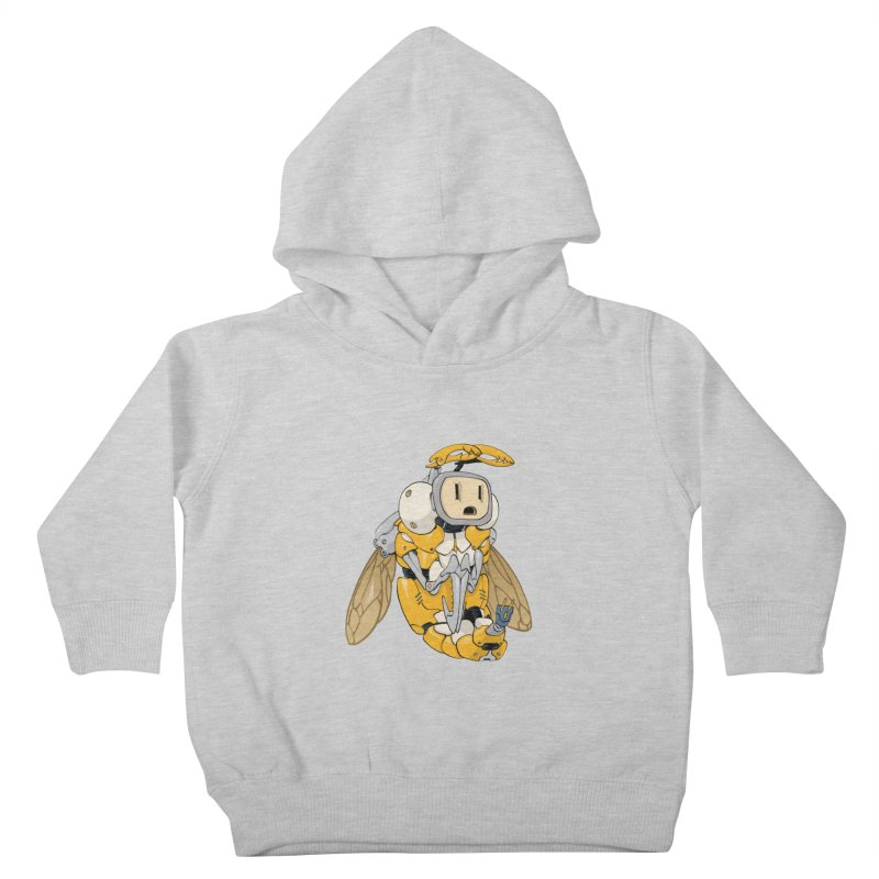 Buzz! by Tim Seeley Kids Toddler Pullover Hoody by Devil's Due Comics