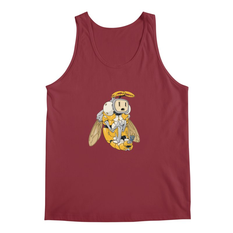 Buzz! by Tim Seeley Men's Regular Tank by Devil's Due Entertainment Depot