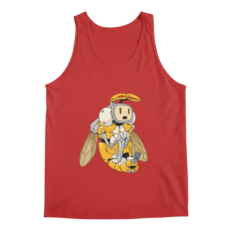 Buzz! by Tim Seeley Men's Regular Tank by Devil's Due Comics
