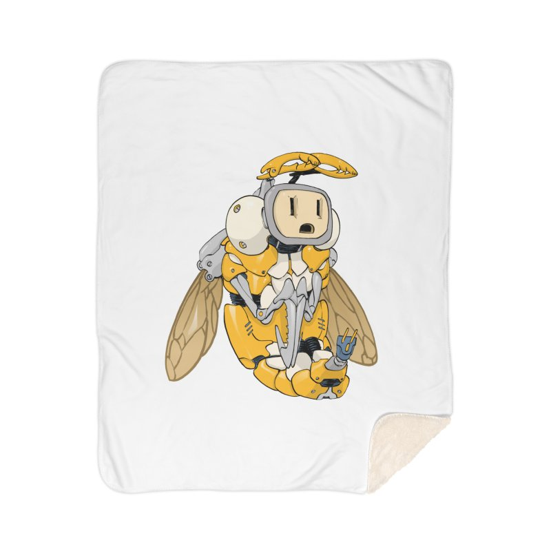 Buzz! by Tim Seeley Home Sherpa Blanket Blanket by Devil's Due Comics