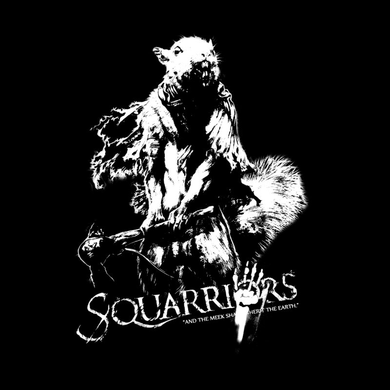 Squarriors Men's T-Shirt by Devil's Due Comics