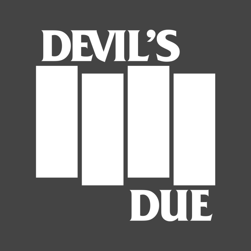 Devil's Due Flag by Devil's Due Entertainment Depot