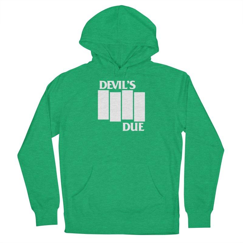 Devil's Due Flag Men's Pullover Hoody by Devil's Due Comics