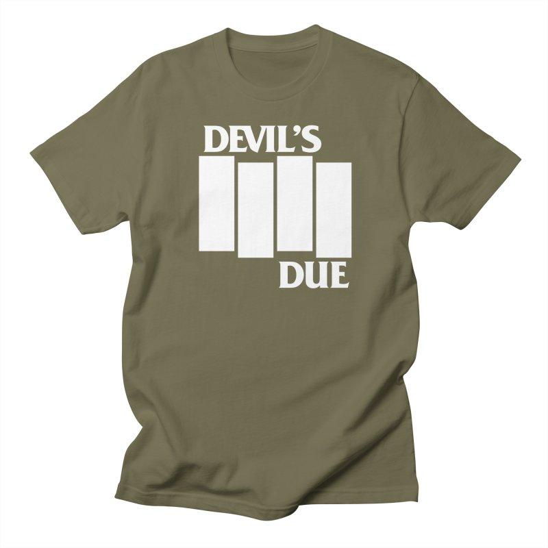 Devil's Due Flag Women's Regular Unisex T-Shirt by Devil's Due Entertainment Depot
