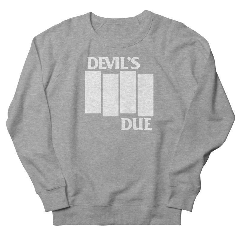 Devil's Due Flag Women's French Terry Sweatshirt by Devil's Due Comics