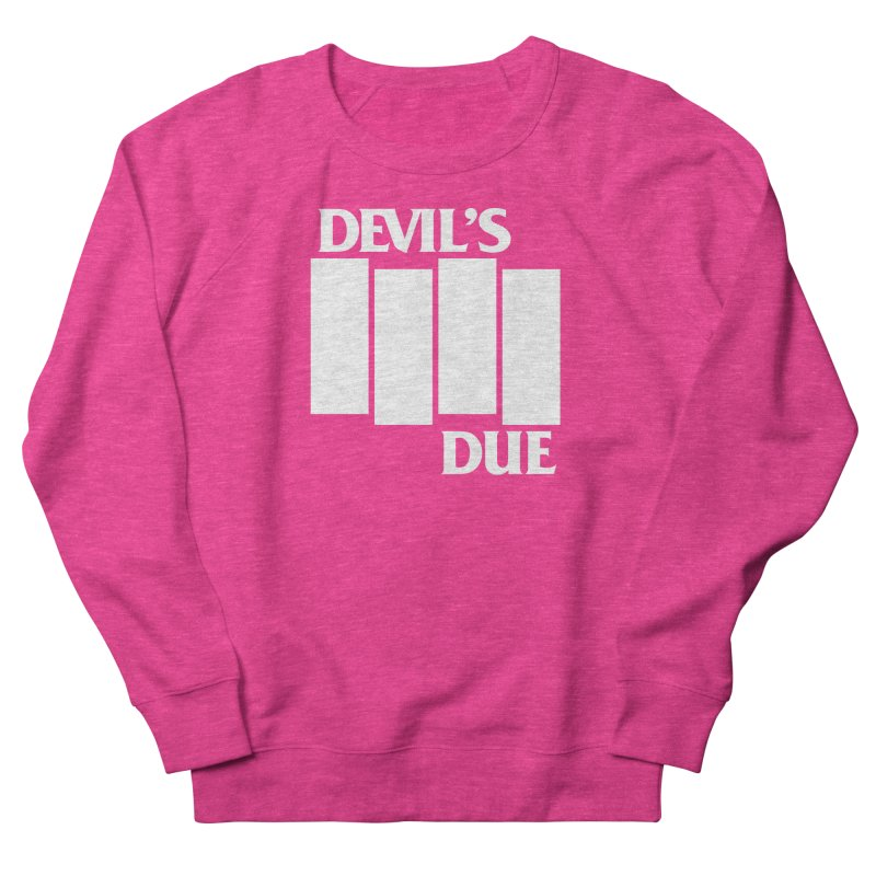 Devil's Due Flag Women's Sweatshirt by Devil's Due Entertainment Depot