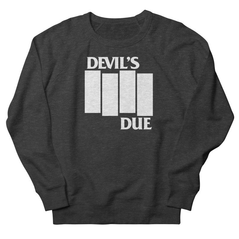 Devil's Due Flag Men's Sweatshirt by Devil's Due Comics