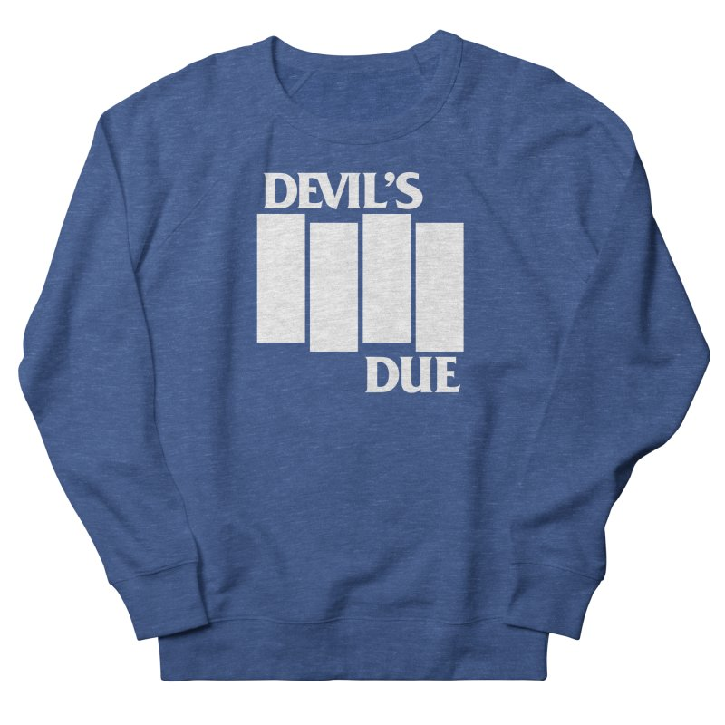 Devil's Due Flag Men's Sweatshirt by Devil's Due Comics
