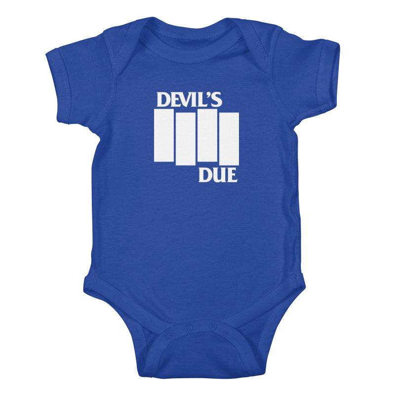 Devil's Due Flag Kids Baby Bodysuit by Devil's Due Entertainment Depot