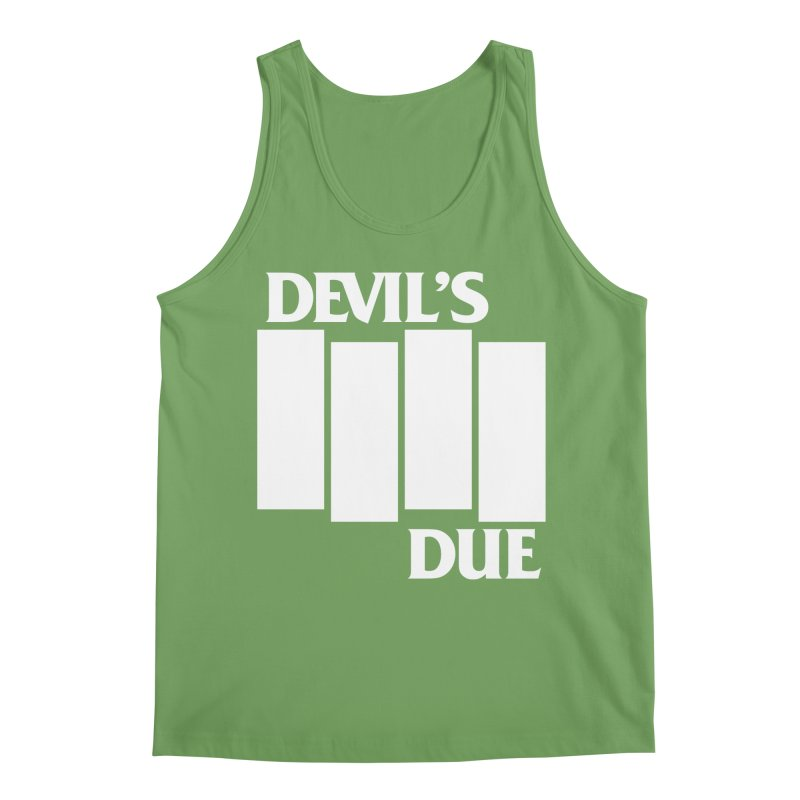 Devil's Due Flag Men's Tank by Devil's Due Comics