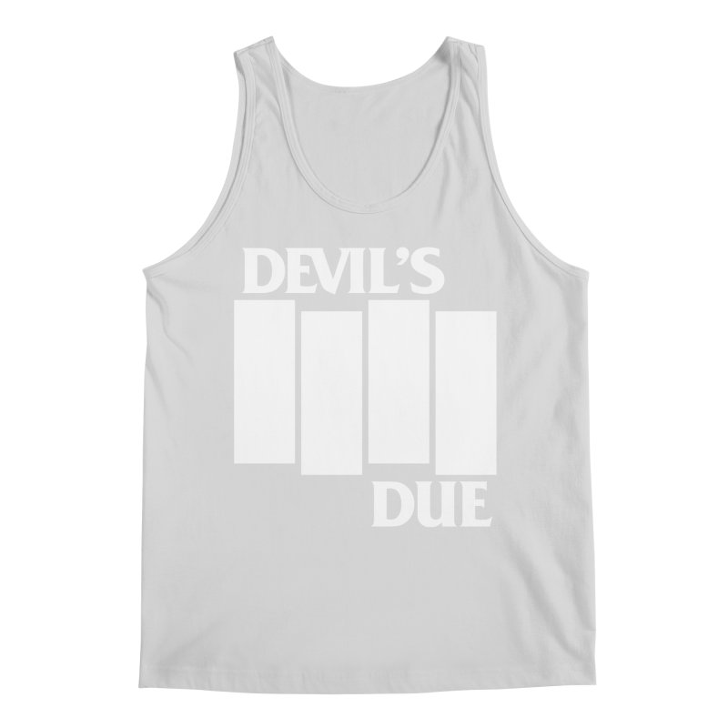 Devil's Due Flag Men's Regular Tank by Devil's Due Comics