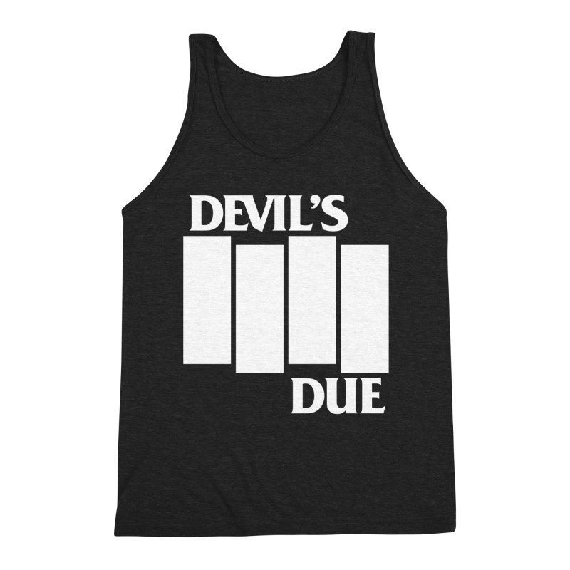 Devil's Due Flag Men's Tank by Devil's Due Comics