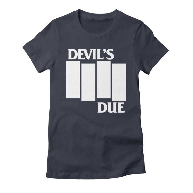 Devil's Due Flag Women's  by Devil's Due Entertainment Depot
