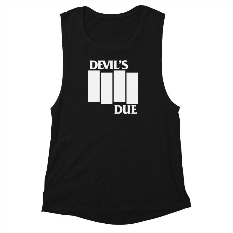 Devil's Due Flag Women's Muscle Tank by Devil's Due Entertainment Depot