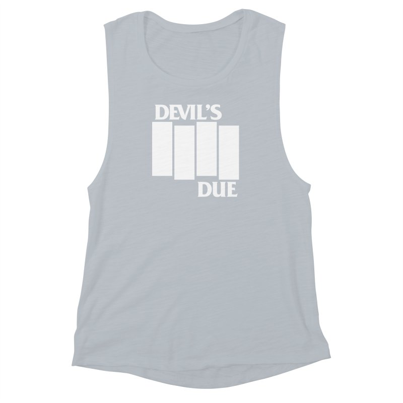 Devil's Due Flag Women's Muscle Tank by Devil's Due Comics