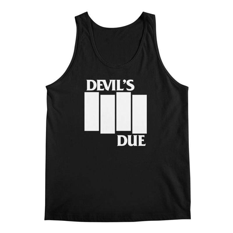 Devil's Due Flag Men's Regular Tank by Devil's Due Comics
