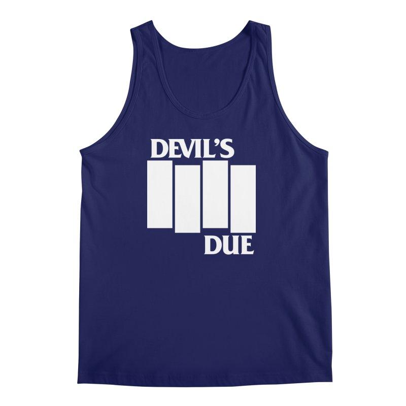 Devil's Due Flag Men's Tank by Devil's Due Entertainment Depot